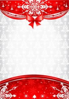 クリスマス飾りのフレーム コーナー Christmas decoration festivals lace patterns corners イラスト素材