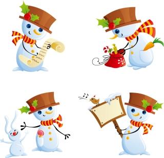 洗練されたクリスマス素材BEAUTIFUL CHRISTMAS MATERIAL VECTOR イラスト素材4