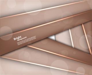 淡い色が重なるお洒落な背景 Now fashion halos light lines background イラスト素材