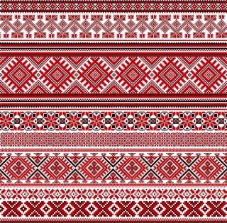 クロスステッチ パターン素材 cross stitch patterns イラスト素材