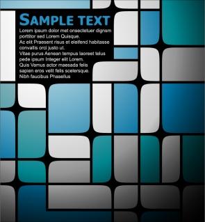 チェックのタイル風テキスト スペース elegant checkered background text template イラスト素材