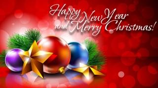美しく輝くクリスマス飾りの背景 beautiful christmas decoration background イラスト素材