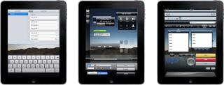 ユーザー インターフェース デザイン エレメント iPad UI Vector Elements イラスト素材