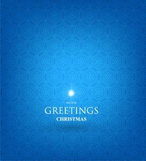 青い幾何学模様が光る背景 blue abstract background イラスト素材