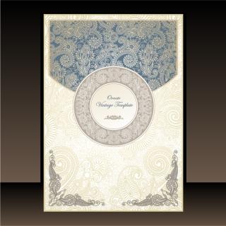 本の表紙デザイン classic book cover design イラスト素材