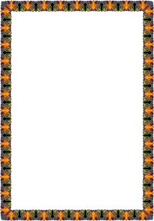実用的なフレーム50種 simple and practical border イラスト素材