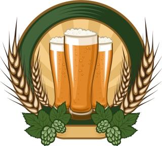 飲み物のクリップアート drink beer and other vector イラスト素材1