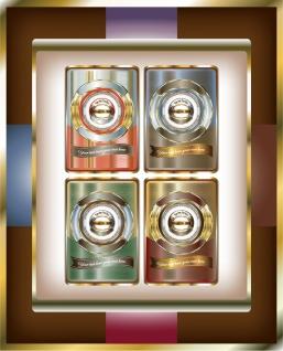 金色に輝くボトル ステッカー デザイン見本 exquisite bottle stickers vector イラスト素材