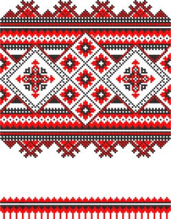 ニット編み模様パターン consecutive knitting patterns vector  イラスト素材