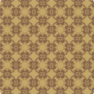 美しいシームレスパターンの背景 Vector Seamless Pattern-Ornament イラスト素材